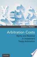 Arbitration Costs