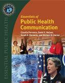 Essentials of Public Health Communication - Seite xv