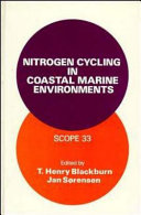 Nitrogen Cycling in Coastal Marine Environments