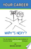 Your Career Whats Next Book
