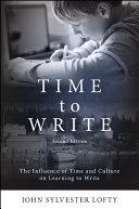 Time to Write, Second Edition Pdf/ePub eBook