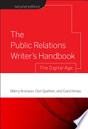The Public Relations Writer S Handbook