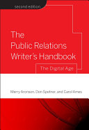 The Public Relations Writer's Handbook