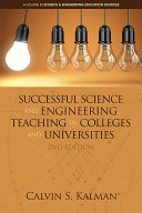 Successful Science and Engineering Teaching in Colleges and Universities, 2nd Edition