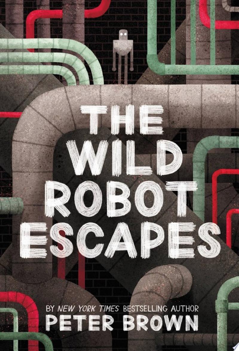 The Wild Robot Escapes image