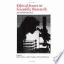 Ethical Issues in Scientific Research