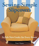 Sewing Simple Slipcovers