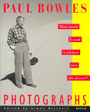 Paul Bowles Photographs