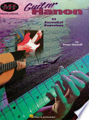 Guitar Hanon (Music Instruction)