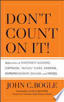 Don T Count On It  Book PDF
