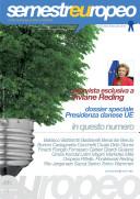 Semestre Europeo no. 2 - Anno 2, Dicembre 2011. Rivista europea di best practices