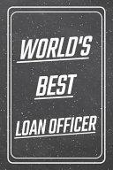 World s Best Loan Officer