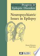 Neuropsychiatric Issues in Epilepsy