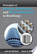Principles of Heating  Ventilation  and Air Conditioning in Buildings Book