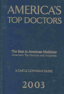 America s Top Doctors Book