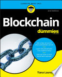 List of Dummies Blockchain E-book