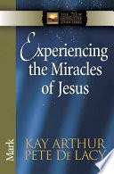 Experiencing the Miracles of Jesus Book PDF