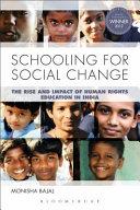 Schooling for Social Change