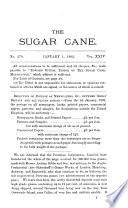 The Sugar Cane Book