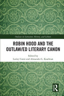 Robin Hood and the Outlaw ed Literary Canon