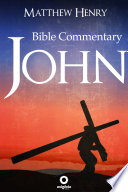 The Gospel of John   Complete Bible Commentary Verse by Verse