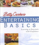 Betty Crocker s Entertaining Basics