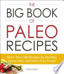 The Big Book of Paleo Recipes