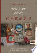 Here I am LaoWei Book