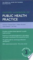 Oxford Handbook of Public Health Practice + Oxford Handbook of Infectious Diseases and Microbiology