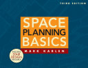 Pdf Space Planning Basics