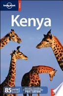 Guida Turistica Kenya Immagine Copertina
