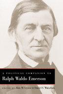 A Political Companion to Ralph Waldo Emerson