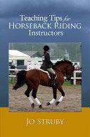 Teaching Tips for Horseback Riding Instructors