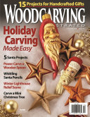 Woodcarving Illustrated Issue 49 Holiday 2009