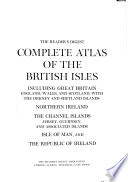 The Reader's Digest Complete Atlas of the British Isles