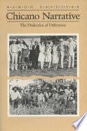Chicano Narrative Book