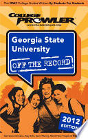 Georgia State University 2012
