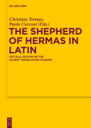The Shepherd of Hermas in Latin