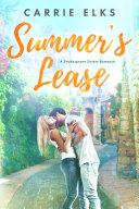 Summer's Lease Pdf/ePub eBook
