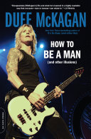 Pdf How to Be a Man