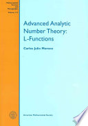 Advanced Analytic Number Theory