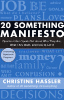 20 Something Manifesto