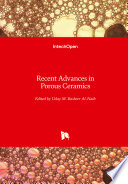 Recent Advances in Porous Ceramics