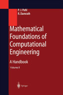 Mathematical Foundations of Computational Engineering