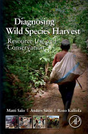 Diagnosing Wild Species Harvest