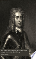 The Letters and Dispatches of John Churchill  First Duke of Marlborough  from 1702 1712 Book PDF