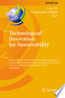 Technological Innovation for Sustainability