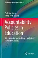 Accountability Policies in Education [Pdf/ePub] eBook