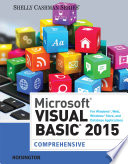Microsoft Visual Basic 2015 For Windows Web Windows Store And Database Applications Comprehensive