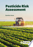 Pesticide Risk Assessment Book PDF